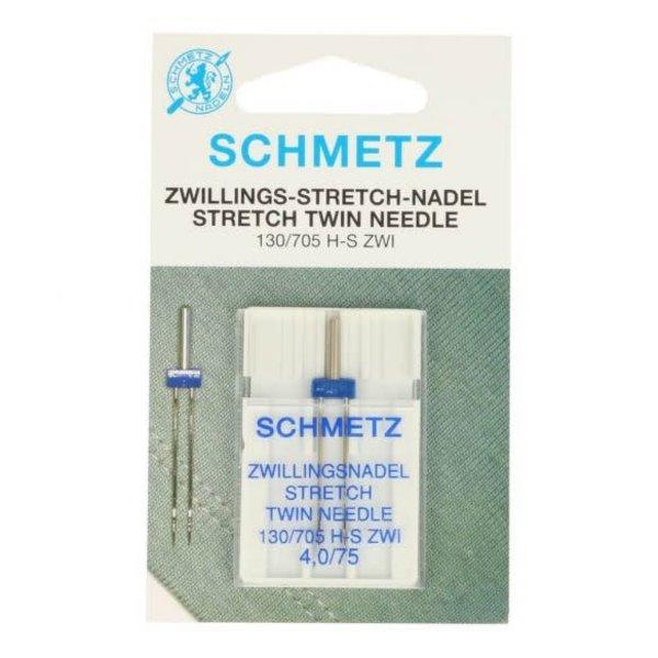 Tweeling stretch naald 2,5/75