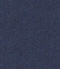 French terry in jeanskleur donker jeansblauw