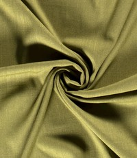 Viscose stof effen groen