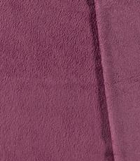 Bamboe fleece badstof oud roze