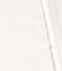 Bamboe fleece badstof gebroken wit