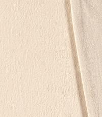 Bamboe fleece badstof beige