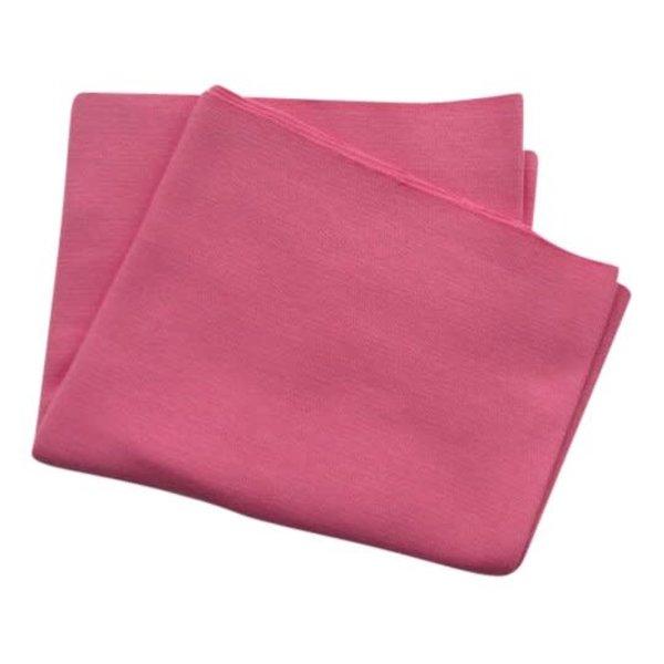Boordstof de luxe roze
