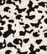 Linnen luipaard gebroken wit