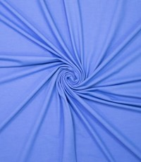 Katoenen tricot stof in violet
