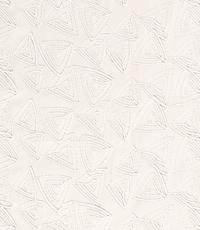 Linnenmix  met opgelegde draad roomwit