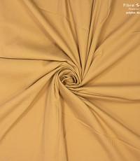 Uni katoen stof Sunflower geel