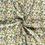 Mousseline stof met jungleprint