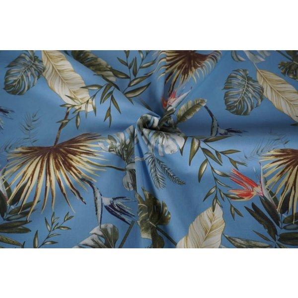 Bengaline jungle blauw