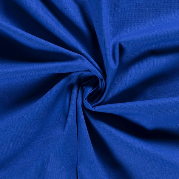 Canvas kobaltblauw