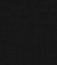 Gewassen linnen zwart