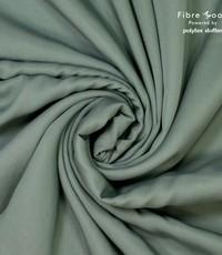 Tencel stof groen