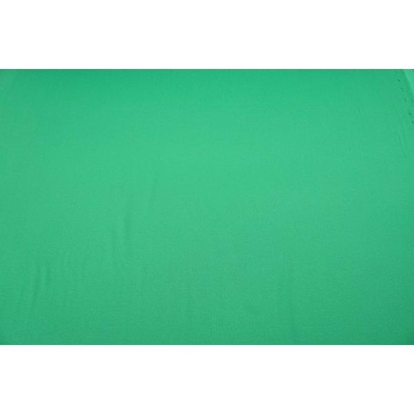 Viscose tricot stof effen groen