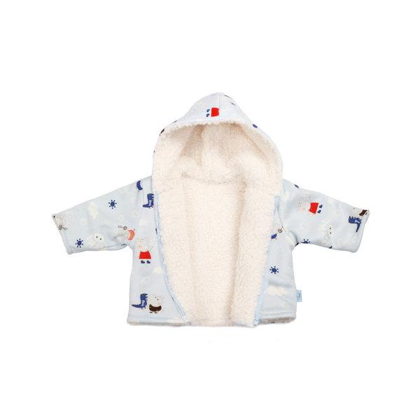 Naaipatroon voor Baby Jasje