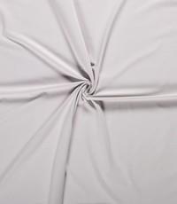 Katoenen tricot zware kwaliteit lichtgrijs