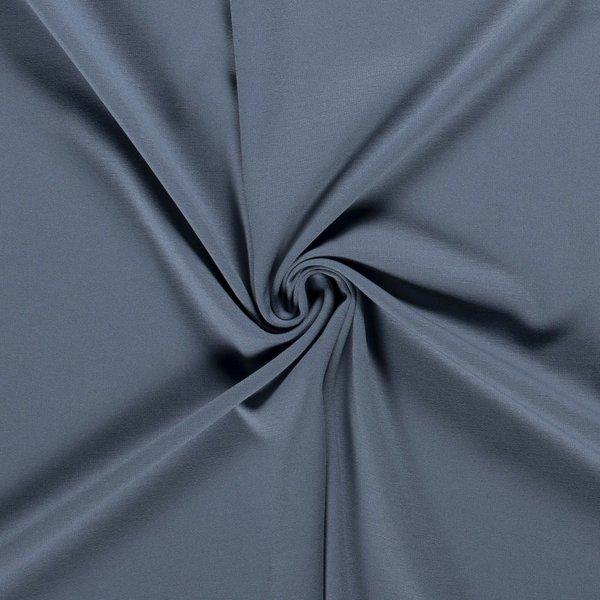 Punta di Roma stof dikke kwaliteit jeansblauw