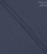 Crinkle katoen donkerblauw