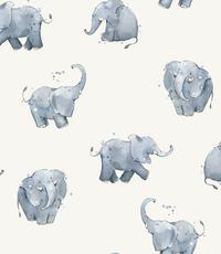 Tricot met olifantjes