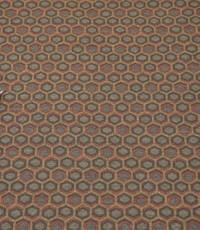 Punta di Roma hexagoon okergeel