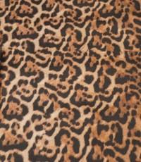 Cheetah fluweel