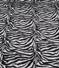 Velboa zebra