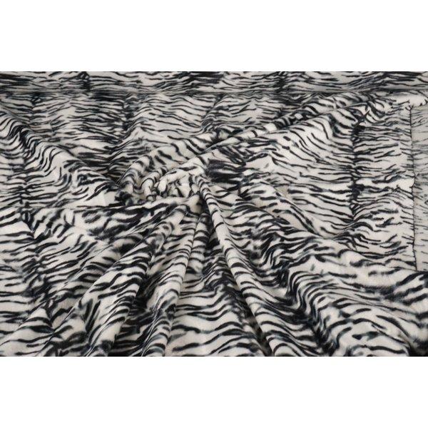 Velboa mini zebra