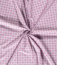 Retroprint roze