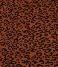 Jacquard Cheetah brique
