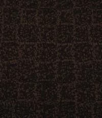 Jacquard Jersey donker bruin
