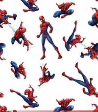 Katoen met Spiderman