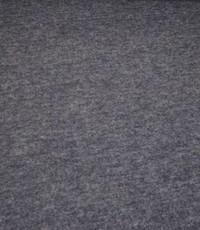 Gekookte wol donkerblauw grijs gemêleerd