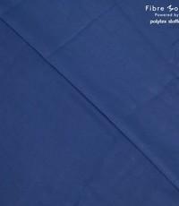 Tencel stof marineblauw