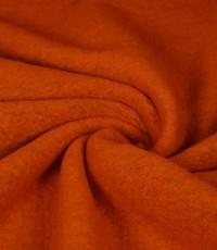 Gekookte wol oranje