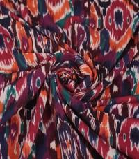 Poly tricot rozetinten