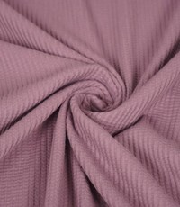 Wafel stretch lila-roze