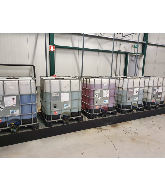 Collection containers on behalf of IBC containers