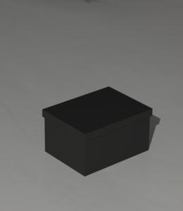 Batterybox for 2 batteries