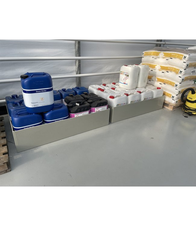 Customised collection containers