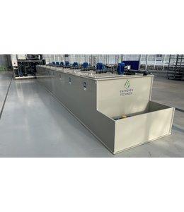 Compartments Mixtank