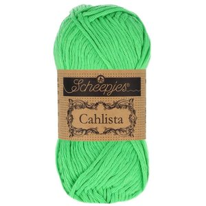 Scheepjes Cahlista Apple Green (389)