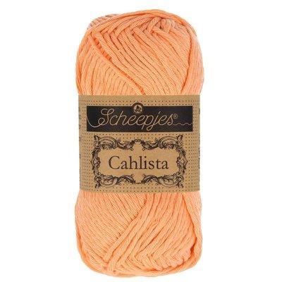 Scheepjes Cahlista Apricot (524)