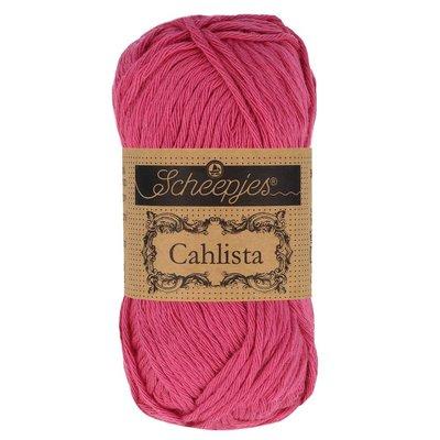 Scheepjes Cahlista Cherry (413)