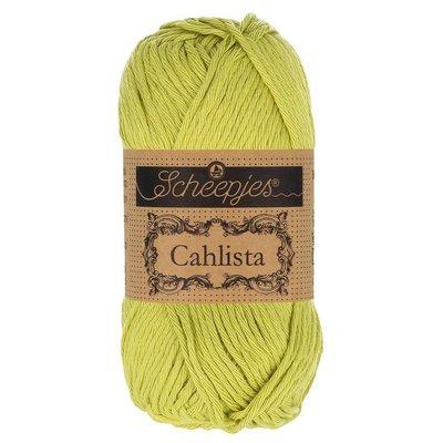 Scheepjes Cahlista Lime (512)