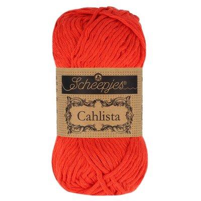 Scheepjes Cahlista Poppy Rose (390)