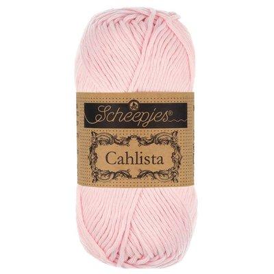 Scheepjes Cahlista Powder Pink (238)