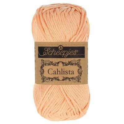 Scheepjes Cahlista Vintage Peach (414)
