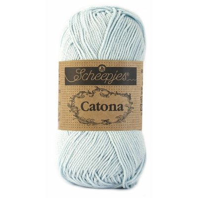 Scheepjes Catona 10 gram Baby Blue (509)