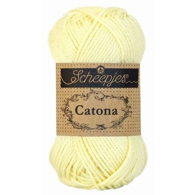 Scheepjes Catona 10 gram Candle Light (101)