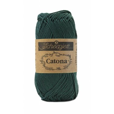 Scheepjes Catona 10 gram Fir (525)