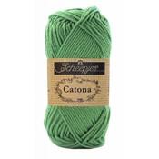 Scheepjes Catona 10 gram Forest Green (412)